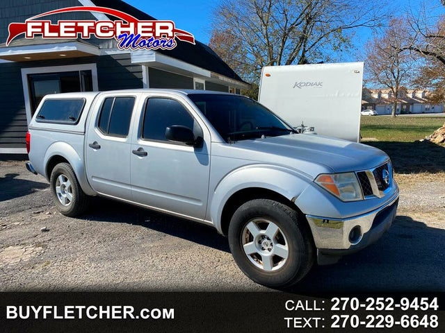 2006 Nissan Frontier SE 4dr Crew Cab SB with automatic