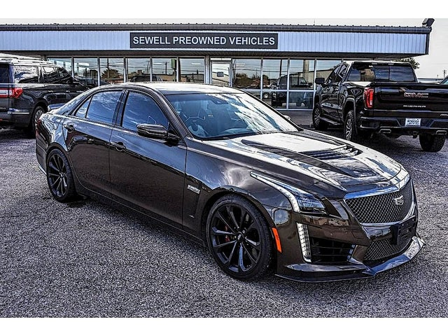Used 2019 Cadillac CTS-V for Sale Right Now - CarGurus