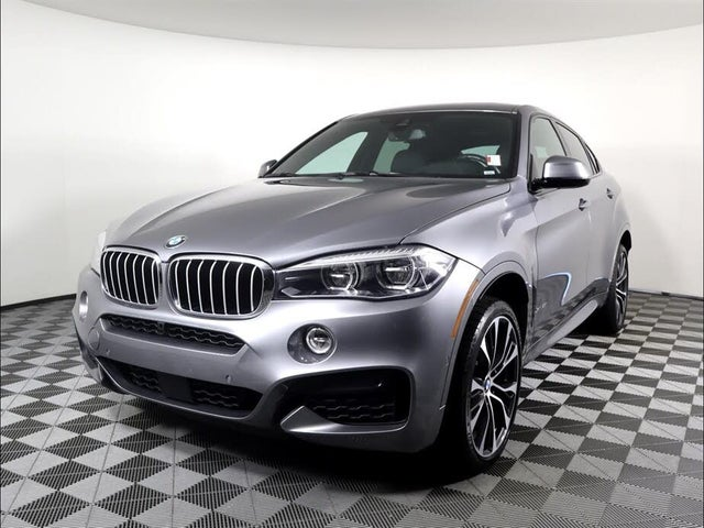2018 BMW X6 xDrive50i AWD