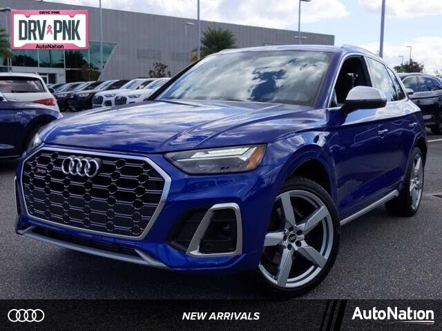 2021 Audi SQ5 for Sale in Titusville, FL - CarGurus