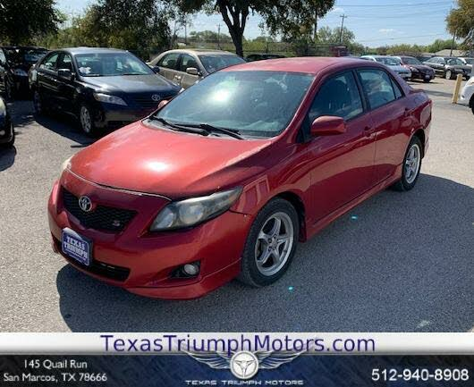Used 2009 Toyota Corolla For Sale Right Now Cargurus