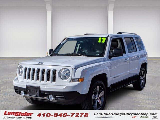 2017 Jeep Patriot High Altitude 4WD