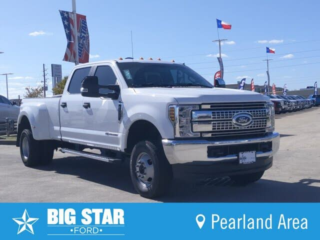 2019 Ford F-350 Super Duty XL Crew Cab LB DRW 4WD