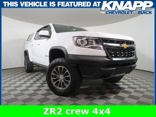 2018 Chevrolet Colorado ZR2 Crew Cab 4WD