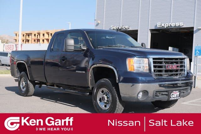 2009 GMC Sierra 2500HD Work Truck Ext. Cab 4WD