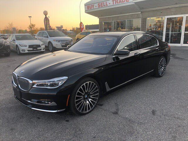 2016 BMW 7 Series 750Li xDrive AWD