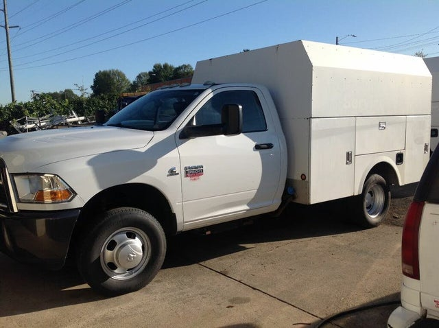 2011 RAM 3500 Chassis ST Regular Cab DRW 4WD