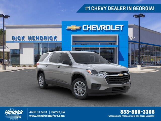 New Chevrolet Traverse For Sale In Atlanta Ga Cargurus
