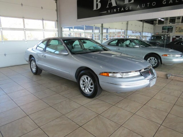 1995 Lincoln Mark VIII 2 Dr LSC Coupe