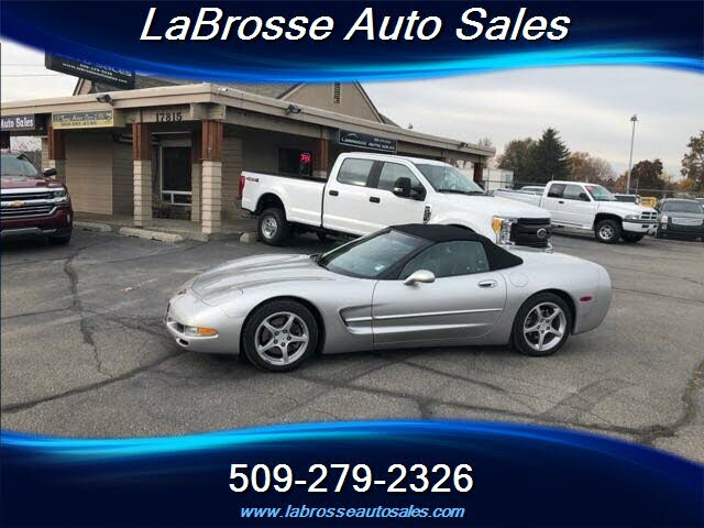 2004 Chevrolet Corvette Convertible RWD