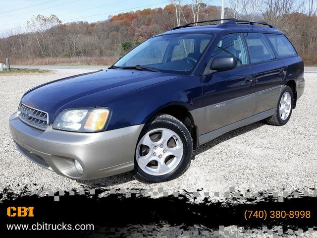 2004 Subaru Outback Base Wagon