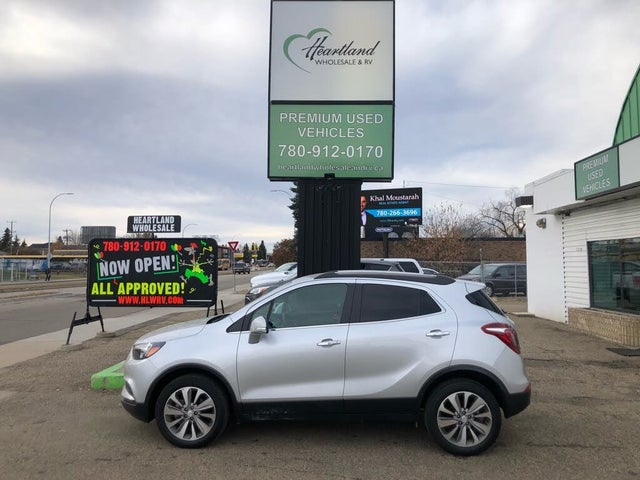 2019 Buick Encore Preferred AWD