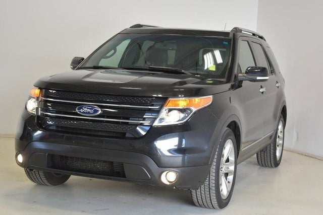 Used 2015 Ford Explorer Limited For Sale Right Now Cargurus