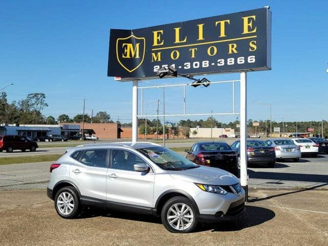 Car Dealerships In Hattiesburg Ms >> 2018 Nissan Rogue Sport 2018.5 SV FWD for Sale in Mobile ...