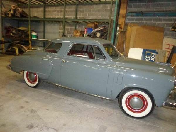 1949 Studebaker Champion Coupe