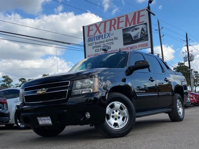 2010 Chevrolet Avalanche LT RWD