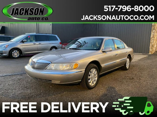 2001 Lincoln Continental FWD