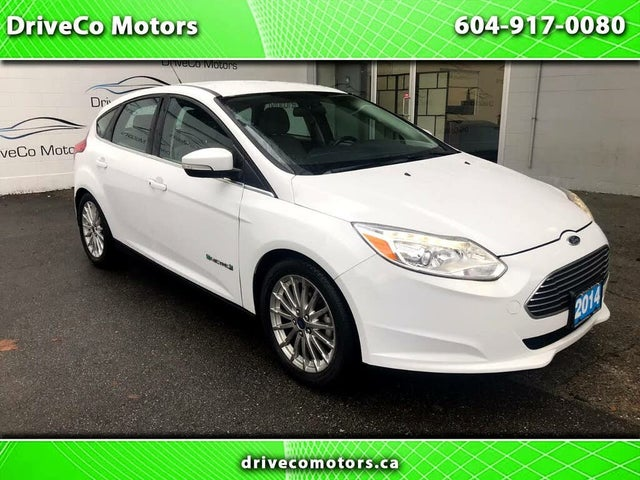2014 Ford Focus Electric Hatchback