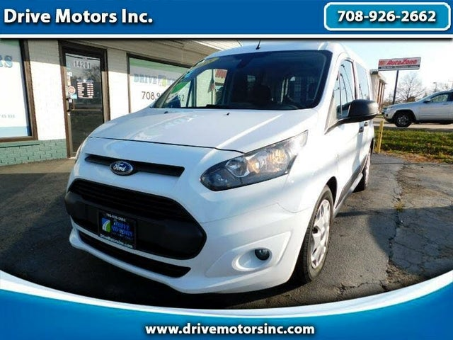 2015 Ford Transit Connect Cargo XLT FWD with Rear Cargo Doors