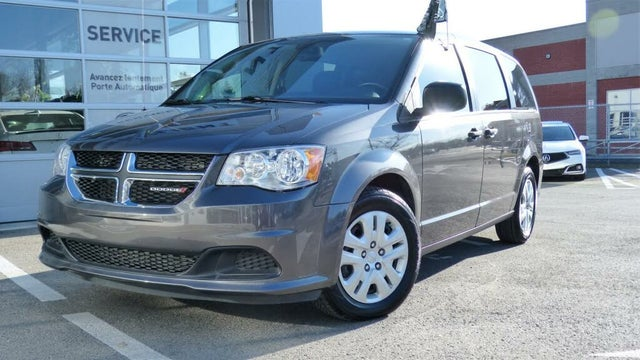 2019 Dodge Grand Caravan SE Plus FWD