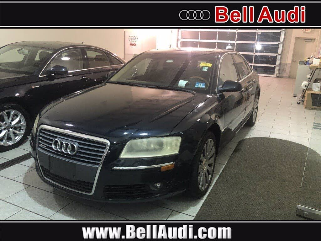 50 Best 2007 Audi A8 For Sale Savings From 3 589