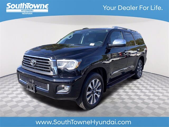 2020 Toyota Sequoia Limited RWD
