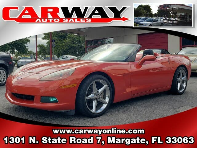 2011 Chevrolet Corvette 3LT Convertible RWD