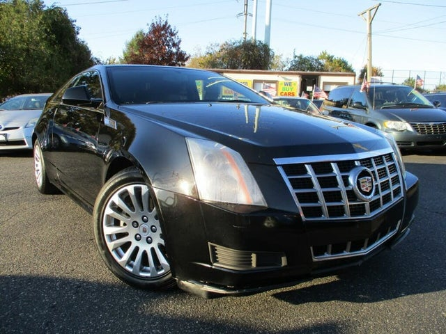 2013 Cadillac CTS Coupe 3.6L RWD