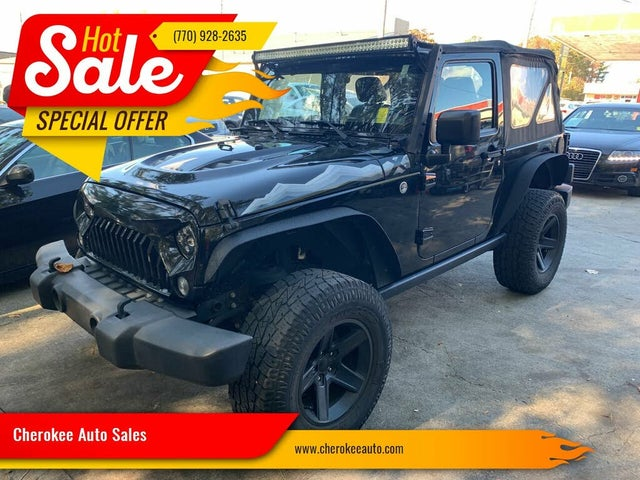 Used Jeep Wrangler X For Sale Right Now Cargurus