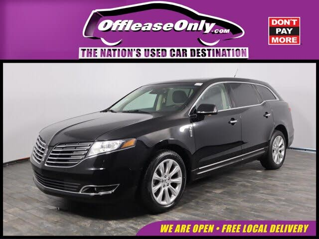 2017 Lincoln MKT FWD