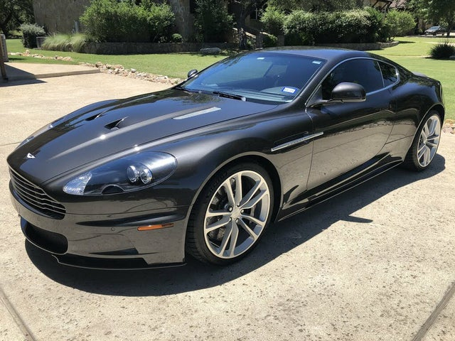 2012 Aston Martin DBS Carbon Coupe RWD