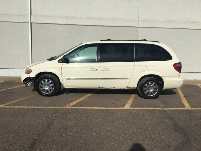 2007 Chrysler Town & Country Touring LWB FWD