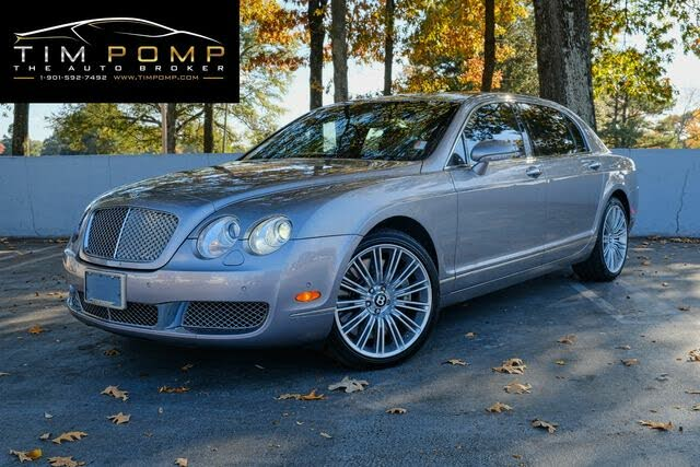 2007 Bentley Continental Flying Spur W12 AWD