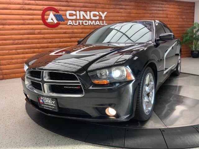 2012 Dodge Charger R/T RWD