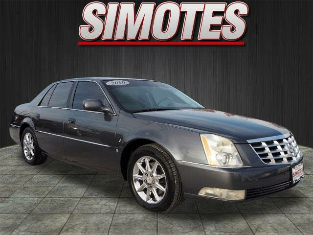 2011 Cadillac DTS Platinum FWD for Sale in Champaign, IL ...