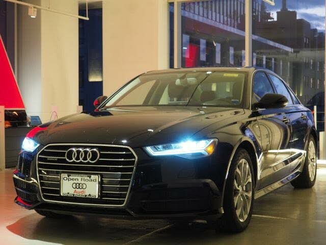 2018 Audi A6 2.0T quattro Premium Plus Sedan AWD