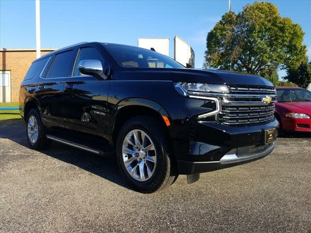 2021 Chevrolet Tahoe Premier 4WD for Sale in Chattanooga ...