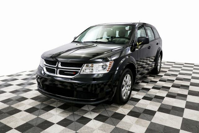 2017 Dodge Journey Canada Value Package FWD