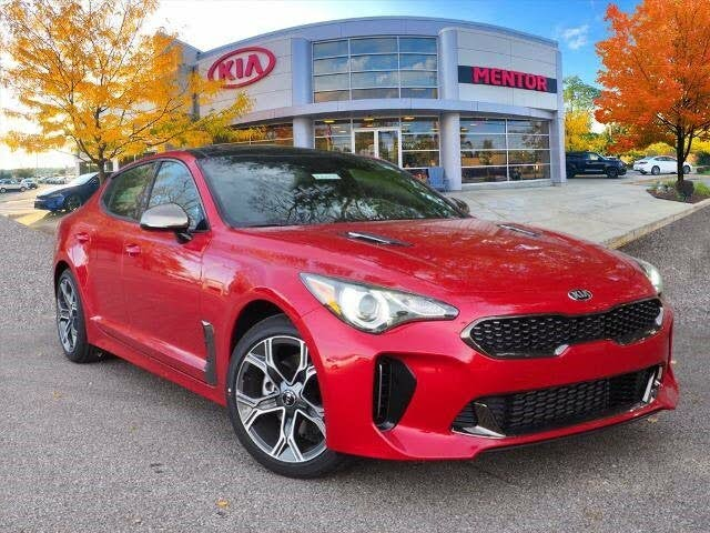 2021 kia stinger for sale in cleveland, oh - cargurus