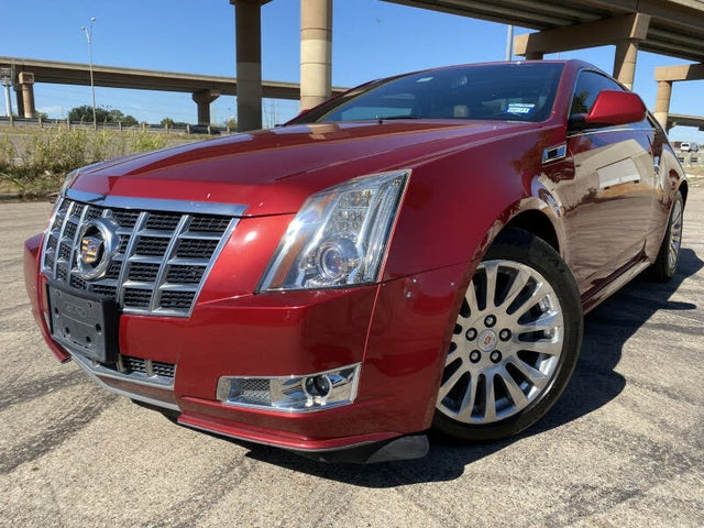 2013 Cadillac CTS Coupe 3.6L Premium RWD