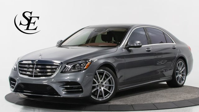 2020 Mercedes-Benz S-Class S 560 Sedan RWD