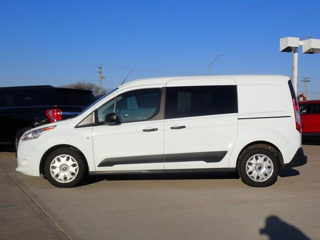 2017 Ford Transit Connect Cargo XLT LWB FWD with Rear Liftgate