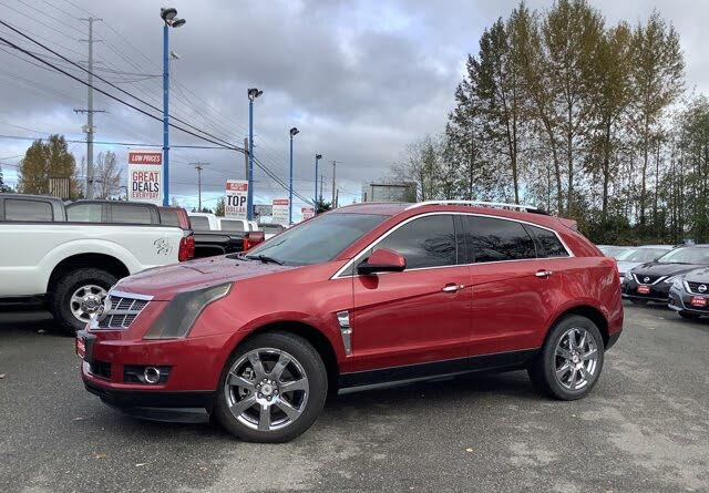 2011 Cadillac SRX Turbo Performance AWD