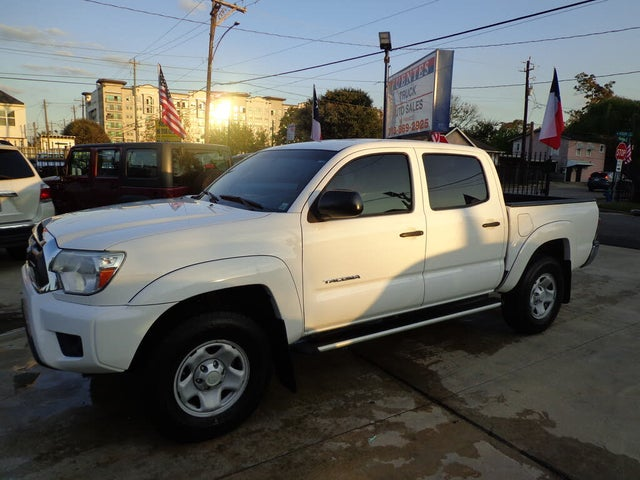 2014 Toyota Tacoma PreRunner Double Cab SB