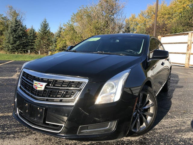 2016 Cadillac XTS Pro Livery FWD