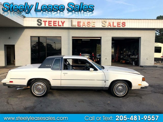 1987 Oldsmobile Cutlass Supreme Brougham Coupe RWD