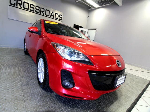 2013 Mazda MAZDA3 i Grand Touring Hatchback