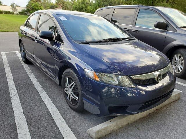 2010 Honda Civic DX-VP