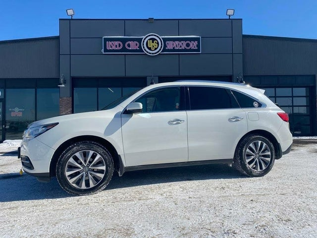 2015 Acura MDX SH-AWD with Navigation