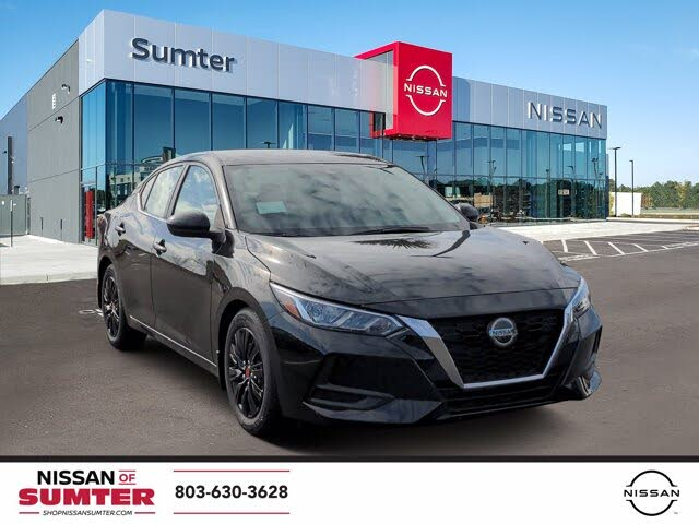 2020 Nissan Sentra S FWD